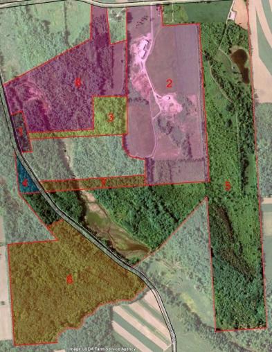Federal Farm aquisitions