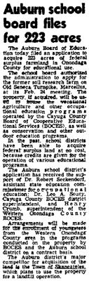 Auburn Citizen 1969