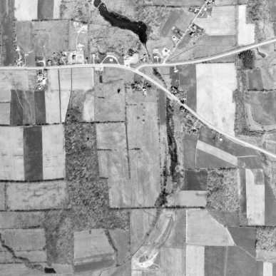 Dunning tract. May 12. 1972. USGS.