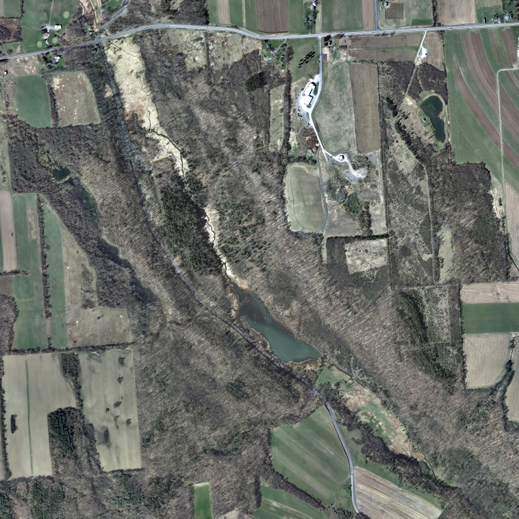 Federal Farm and Gully Road areas, April 3, 2012. USGS
