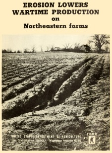 USDA - Erosion Lowers Wartime Production 1943